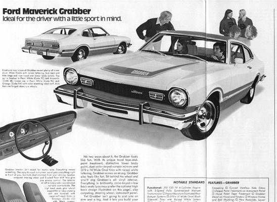 The Ford Maverick Page Year To Year Changes Funny Memes Humor Ford Maverick