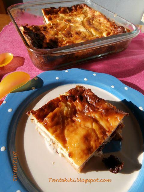 Tante Kiki: Πουτίγκα γιαουρτιού