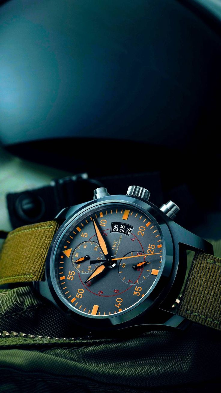Best 25+ Iwc ideas on Pinterest | Iwc chronograph, Iwc watches and ...