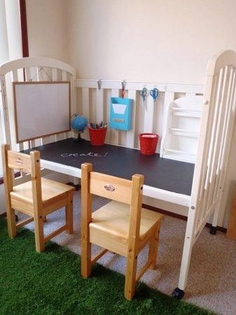 Made out of an old baby-bed...will do :)