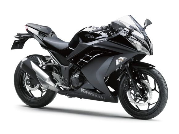 2013 Kawasaki Ninja 300...I find this bike so sexy and I hate motorcycles haha