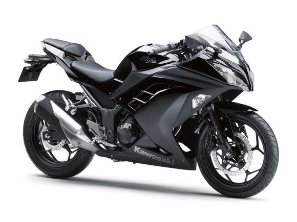 2013 Kawasaki Ninja 300...I find this bike so sexy and I hate motorcycles haha