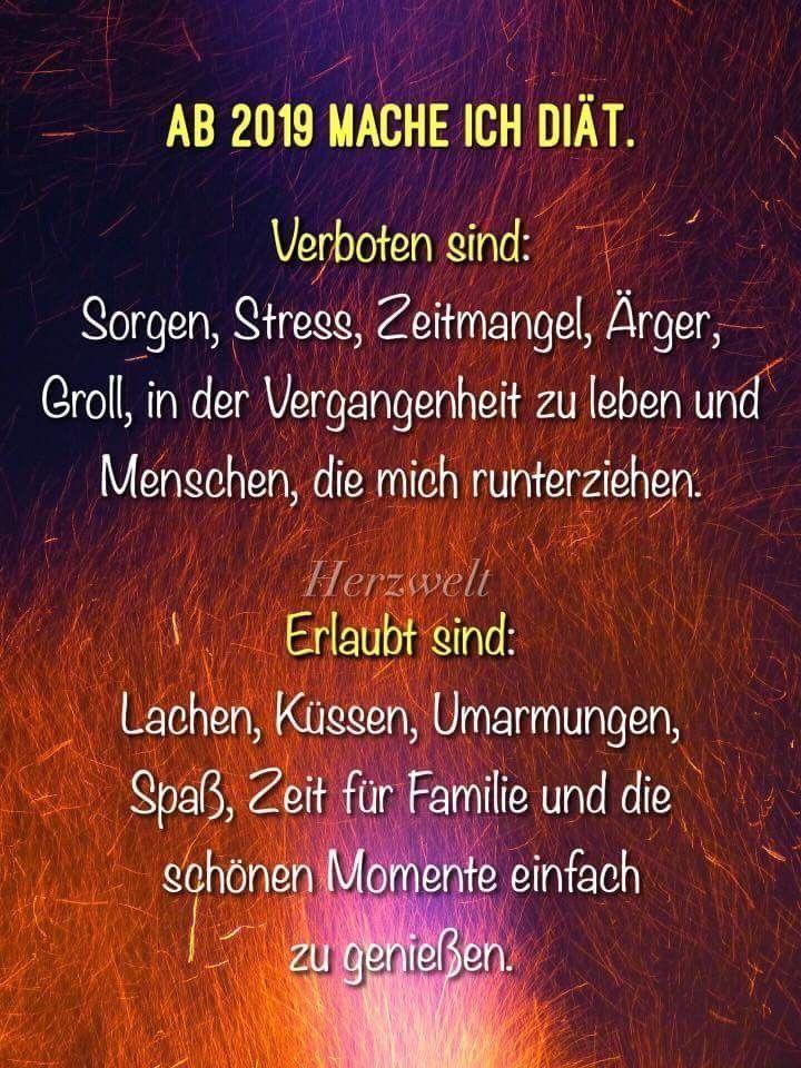 Pin Von Andrea K Auf Spruch Pinterest Silvester Neujahr Und