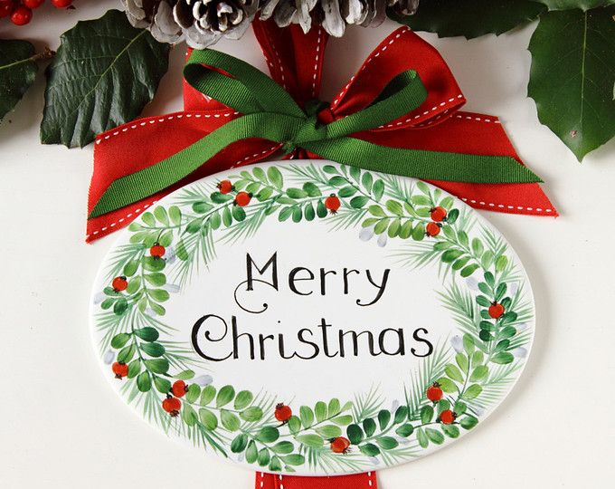 Oltre 25 fantastiche idee su porta natalizia su pinterest for Decorazione natalizia per porta