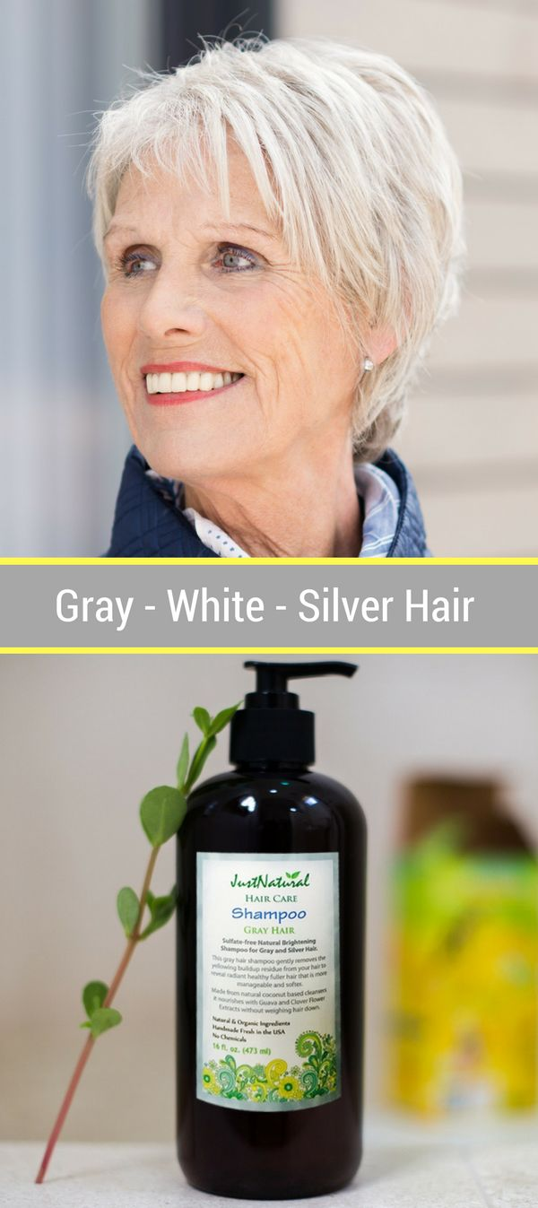 how to stop grey hair being frizzy