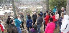 lanzamiento del programa piloto para el control del castor en Tierra del Fuego