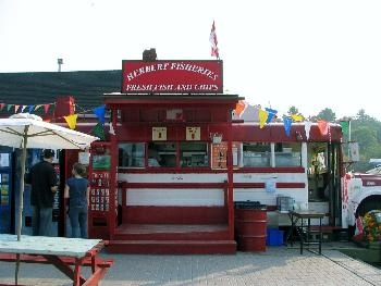 Best fish and chips ever!!! Anyone that has been here, will recognize the pic immediately.