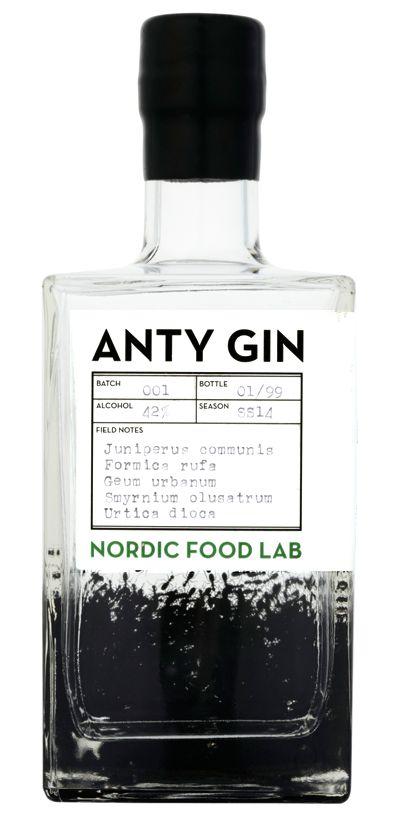 World Gin Day 2015, gin, gin tasting,  Anty Gin