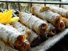 Elmalı Tarçınlı Üzümlü Sigara Böreği ~ Vişnap