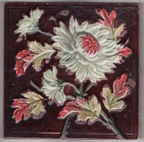 Victorian Ceramic Tile