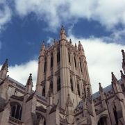 Debbie Stabenow's guide to visiting DC   Photo: Washington National Cathedral