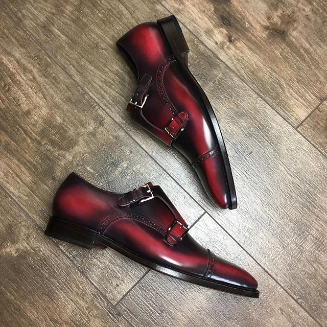 12146 Boss patina D Scarlet. Available at: www.andres-sendra.com #patinaconcept