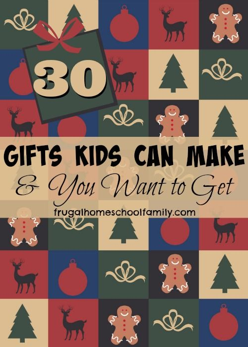 "We've all received adorable things from our children that are precious because of who made them.  The sentimental value makes them priceless.  As much as ""it is the thought that counts"", wouldn't your children love it if the gifts they made were loved because they were so cool?  Get your little DIYers ready!  Here is …"