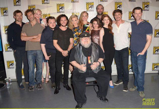 """Revelan nuevas caras en """"Game of Thrones"""" - Periódico am"""