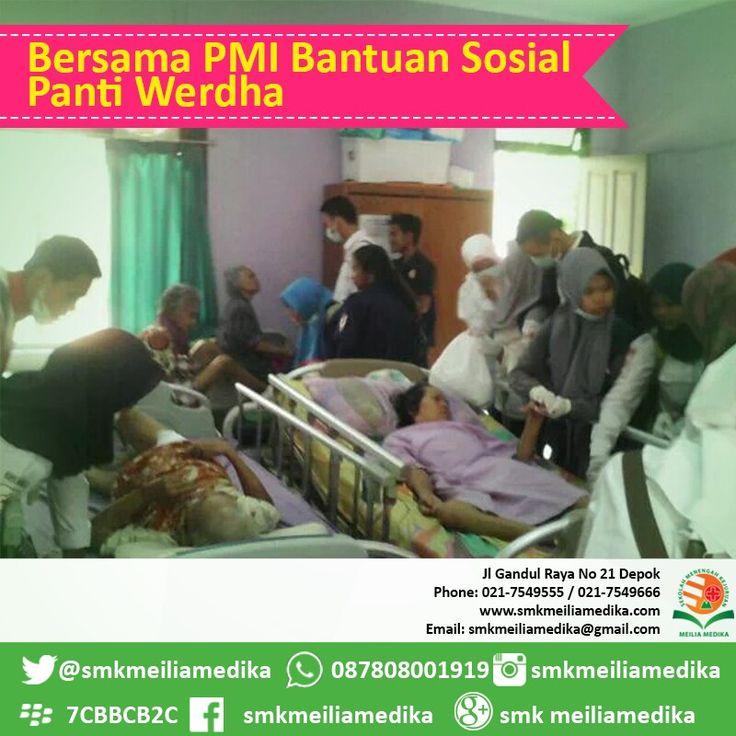 Menjadi bermanfaat #sekolah #menengah #kejuruan #keperawatan #kesehatan #smk #smkmeiliamedika #cinere #rsmeilia #cibubur #depok #cileungsi #bekasi #bogor #tangerang #jakarta #indonesia