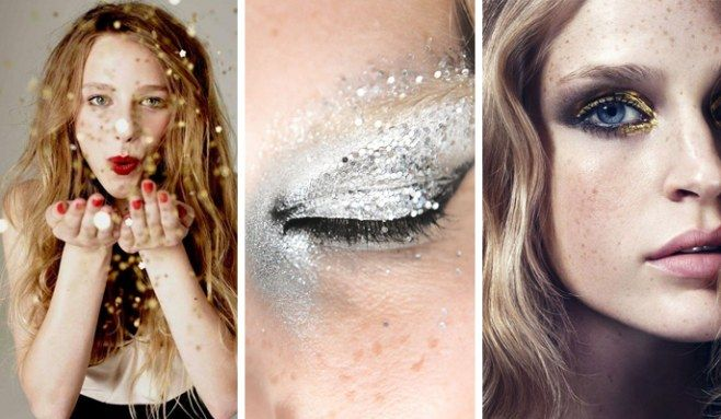 Trucco natalizio: make up e look per Natale e Capodanno 2015