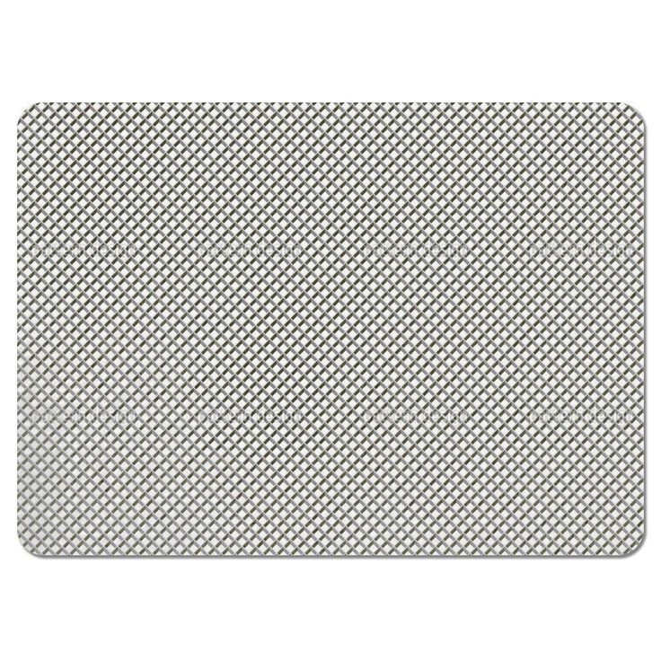 Uneekee Metal Grid Placemats
