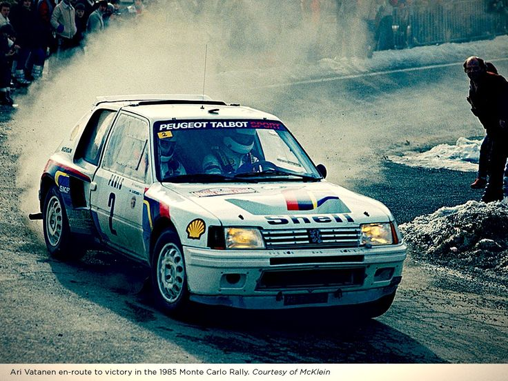 Domestic Auto Transport Here is how we Rock. #LGMSports haul it with http://LGMSports.com Rally Car for Sale – 1984 Peugeot 205 Turbo 16 Evolution 1 Group B