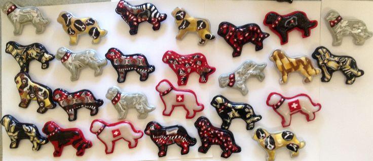 Handmade Bernese Mountain Dog Jewelry by Liane Weyers on sale @ lianeweyers.com