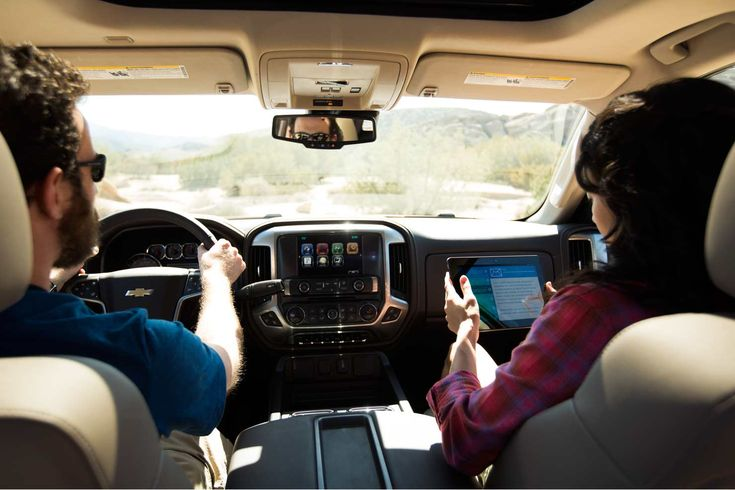4G LTE: Wi-Fi Connectivity You Can Count on   Chevrolet