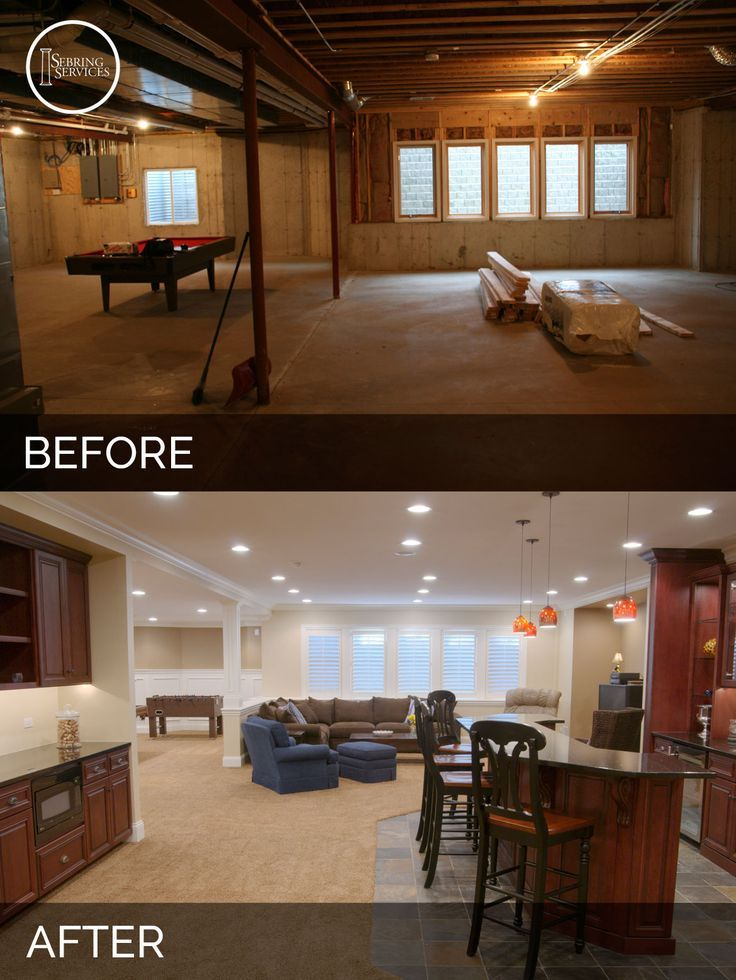 Lovely Inexpensive Basement Remodeling