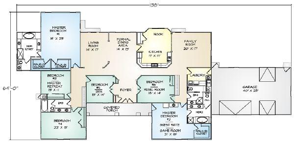 Home Floor Plans Fitzgerald West Coast Oregon Bound
