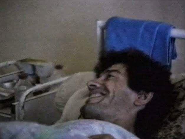 8 octobre 1988 #Matoub_Lounes a 5 balles de kalashnikov