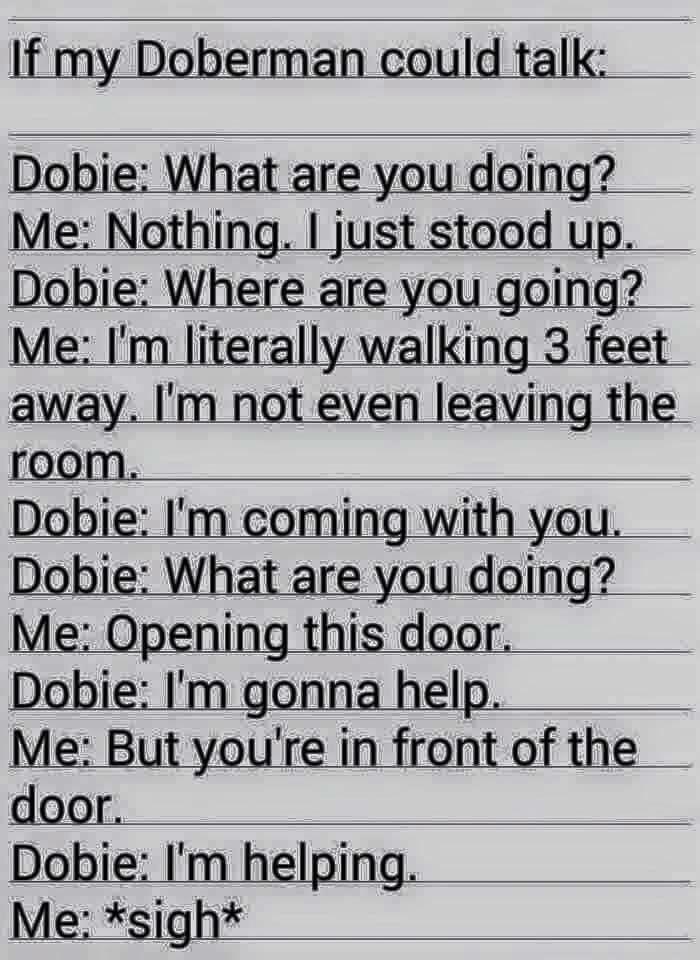 Brilliant! So true