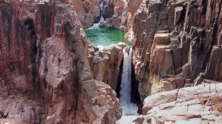 Raneh Falls near Khajuraho, Gwalior. | Hindustan Ka Dil Dekho | MP Travelogue