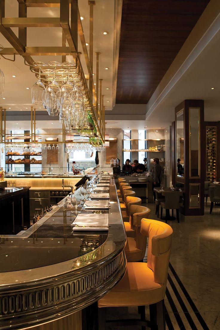 Pavilion London Restaurant InteriorsCafe RestaurantRestaurant DesignBar