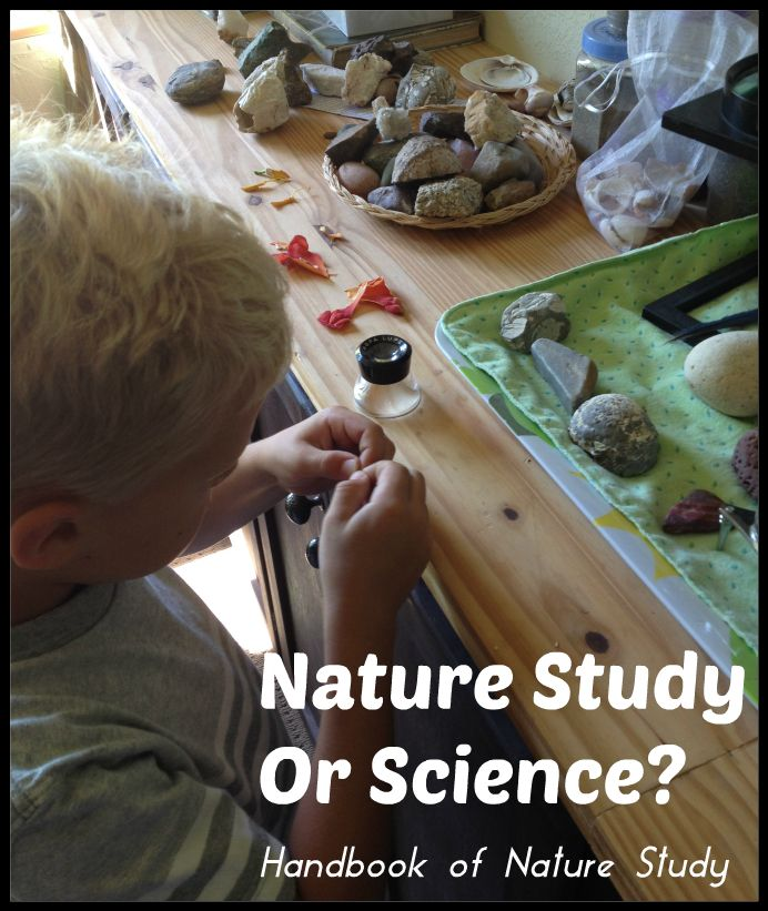 Nature Study or Science?