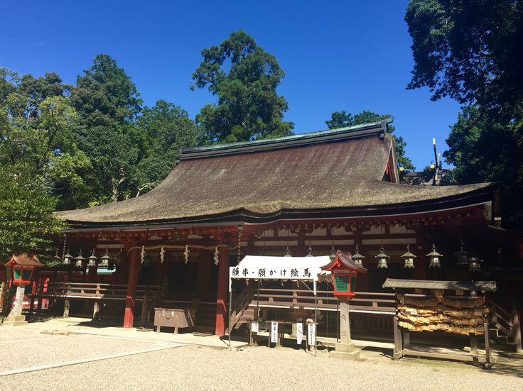 日本最古とも言われる石上神宮。物部氏の総氏神だ。