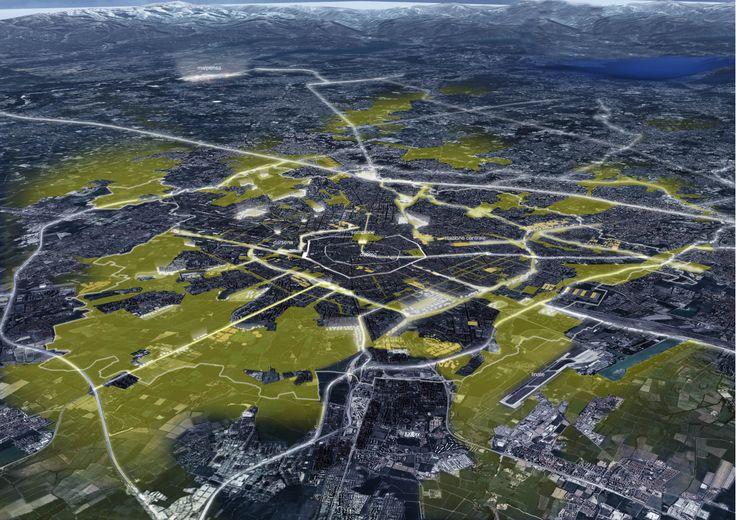  The project of the Public city   Il Progetto della città Pubblica   research map   urban planning