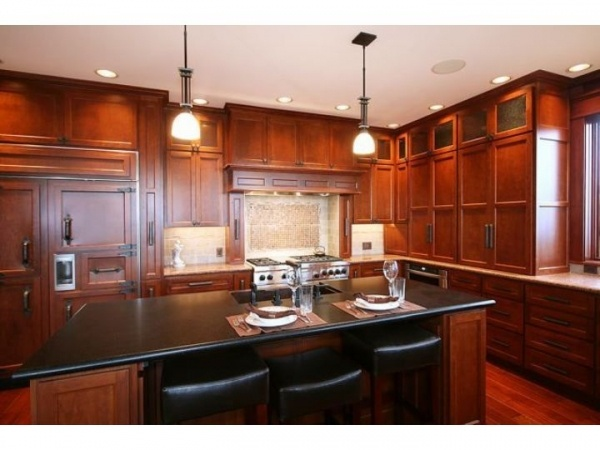 acorn custom cabinets showcase traditional kitchen cabinets. Interior Design Ideas. Home Design Ideas