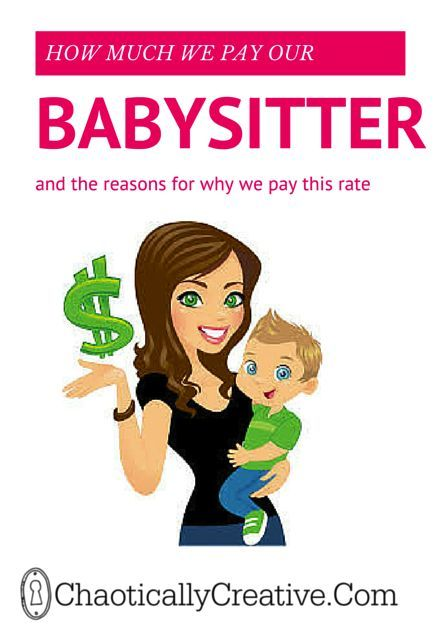 how much to pay a babysitter