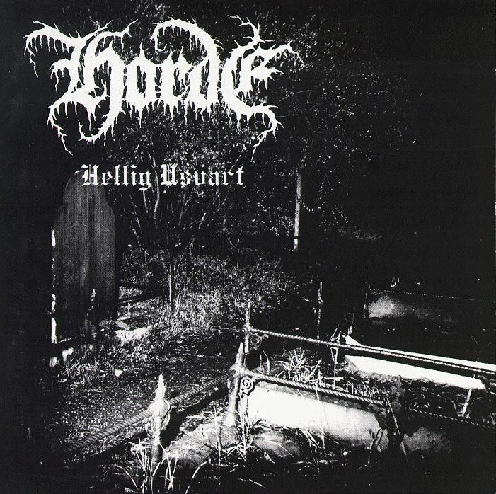 """A legendary album, by many viewed as the first Unblack Metal album. """"Hellig Usvart"""" means """"Holy Unblack""""."""