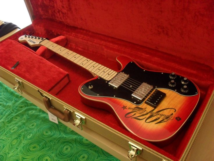 MXKT Custom Guitars: [PRJCT-4] '72 Tele