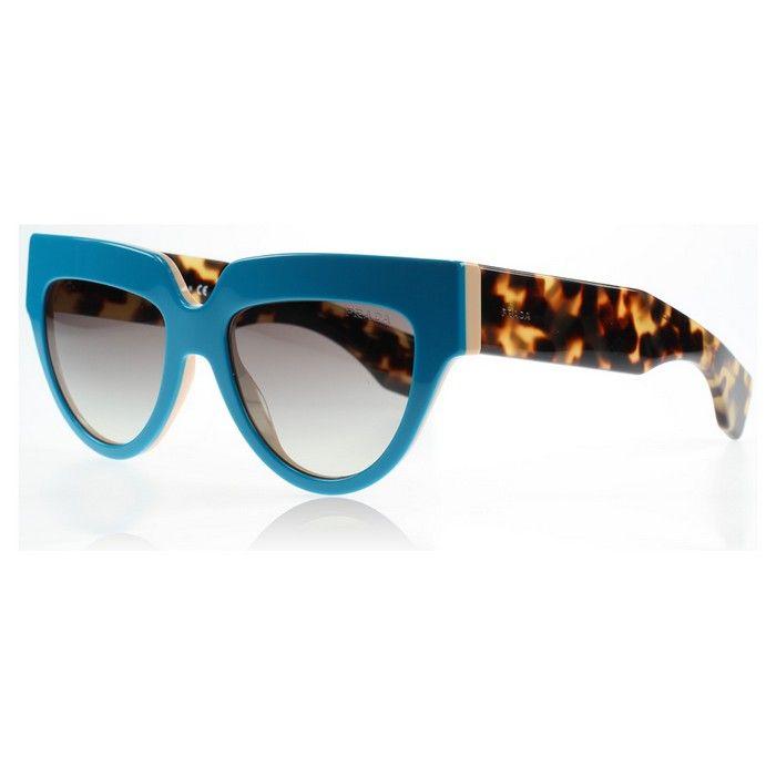 Prada Sunglasses Blue Frame