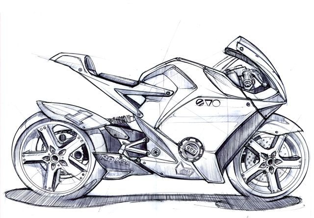 Обои рабочий стол мотоцикл