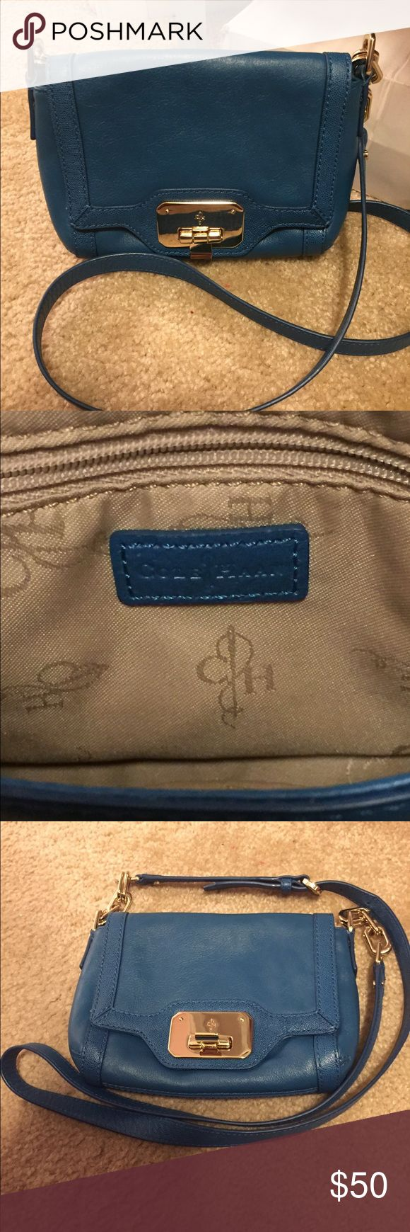 Cole Haan Crossbody Purse Never used without tags Cole Haan Crossbody Purse. Cole Haan Bags Crossbody Bags