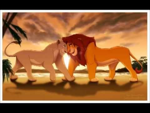 Lví král - parodie - YouTube