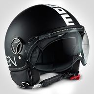My helmet for the Cafe Racer!