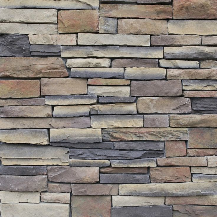 A unique spin on stacked slate stone, Harristone's Uintah veneers come in ten different colors to suit any home. Browse today!