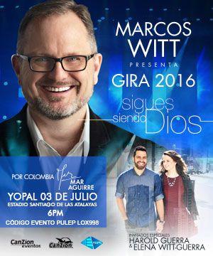 Marcos Witt-Yopal   ticketshop.com.co