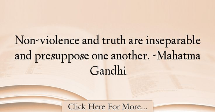 Mahatma Gandhi Quotes About Truth - 70682