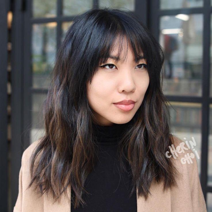 25+ best ideas about Medium Asian Hairstyles on Pinterest ...