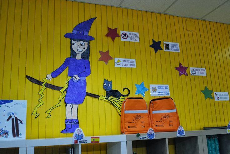 Leoteca en Rus. Blog da biblioteca escolar do CEIP Canosa-Rus de Coristanco.