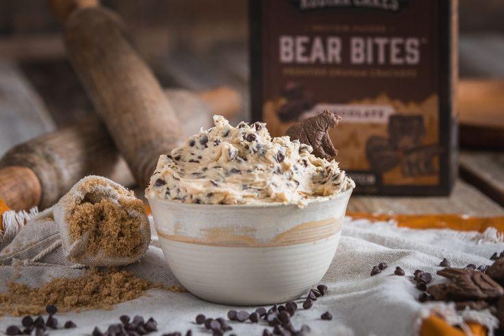 Bear bite cookie dough dip in 2020 new dessert recipe