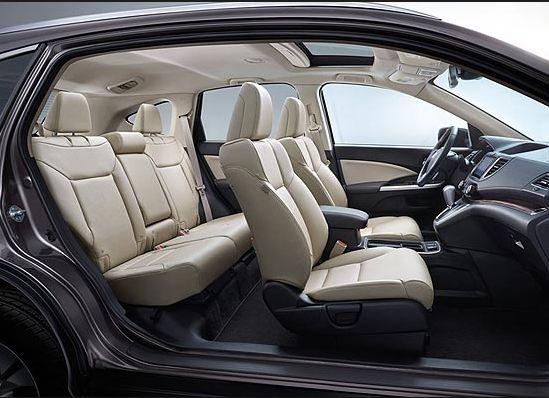 Acura MDX 2018 Interior Design