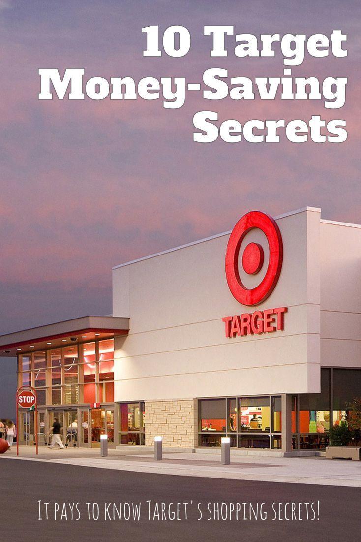 10 Target Money-SavingSecrets - start saving $$-->